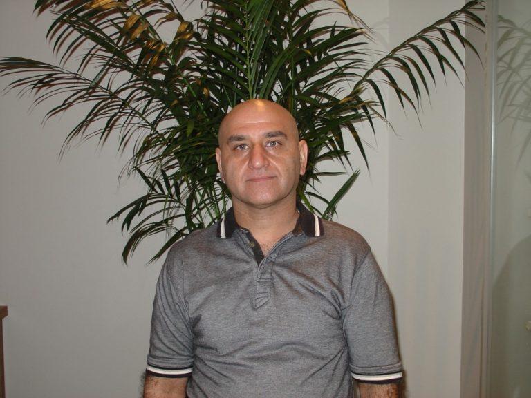 Farhad Alkadi, Certified Massage Therapist
